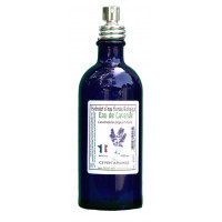 Flacon 100 ml d'eau florale BIO de Lavande