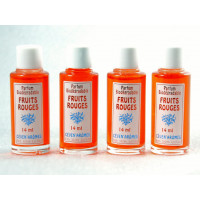 Fruits rouges 14ml Lot de 4