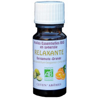Relaxante - Bergamote-Orange