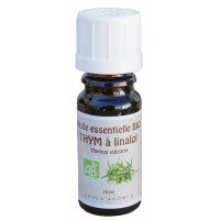 Thym (à linalol) 10ml Huile essentielle Bio