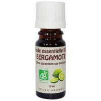 Flacon 10ml Huile essentielle bio Bergamote