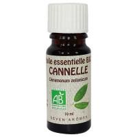 Flacon 10ml Huile essentielle bio Cannelle