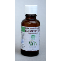 Eucalyptus 30ml Huile essentielle bio