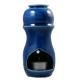 Brûle-parfum artisanal - Bleu