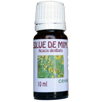 Flacon 10 ml d'Absolue de Mimosa