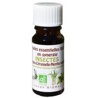 Insectes - Lavandin-Citronnelle-Menthe poivrée