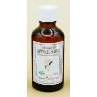 Cannelle écorce - Huile essentielle 50ml