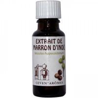 Marron d'Inde Extrait 20ml