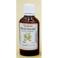Noix de Muscade 50ml Huile essentielle