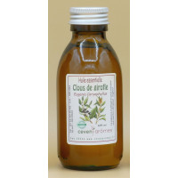 Girofle Clous 125ml Huile essentielle