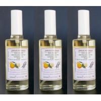 Bergamote-Vanille 50ml Lot de 3