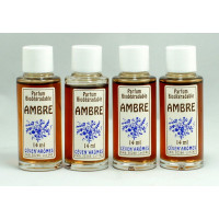 Ambre 14ml Lot de 4