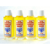 Cannelle-Orange 14ml Lot de 4