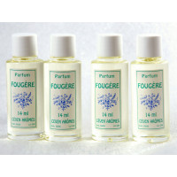 Fougère 14ml Lot de 4