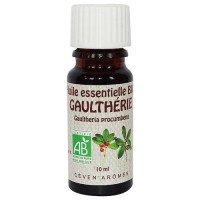 Flacon 10ml Huile essentielle bio Gaultherie