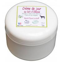 Crème de jour au lait d'ânesse